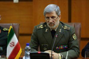 امیر حاتمی: قدرت نظامی ایران 7 پله در جهان رشد داشته است