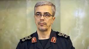 عالیترین مقام نظامی ایران : «نگران نباشید»